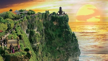 Half Day Uluwatu Temple Sunset Tour