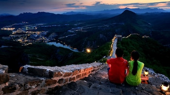2-Day Beijing Private Great Wall Night View and Water Town
