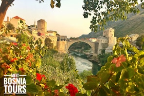 Old Bridge of Mostar and Four Pearls of Herzegovina