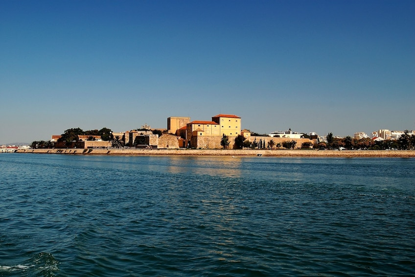 Show item 3 of 10. Ria Formosa Islands Small Group Boat Trip from Faro