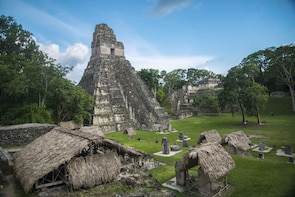 Tikal Tour (from Flores or Tikal)