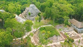Yaxhá & Topoxte Full Day Tour (From Flores/Tikal)