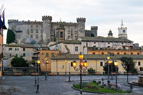 Bracciano Castle with Wine Tasting from Rome
