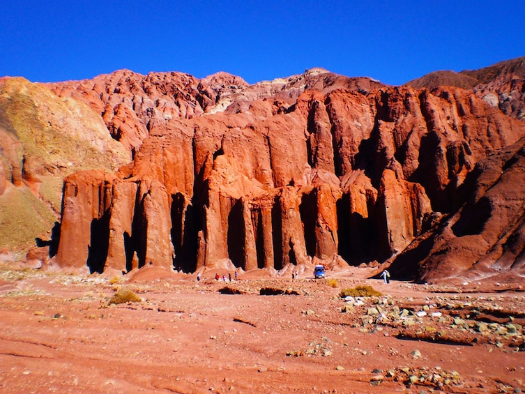 Show item 4 of 4. Rainbow Valley and Yerbas Buenas Petroglyphs