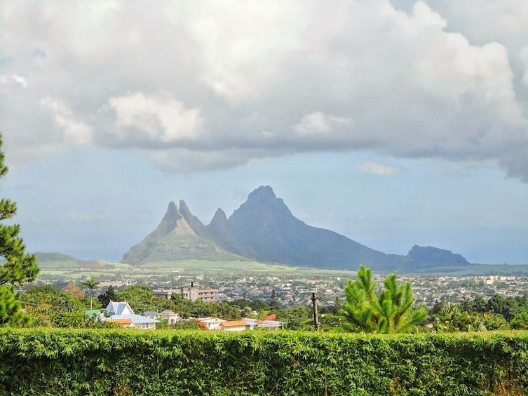 Show item 2 of 7. Landscape view in Mauritius