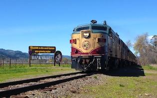 Napa Valley Wine Train Ambassador Winery Tour
