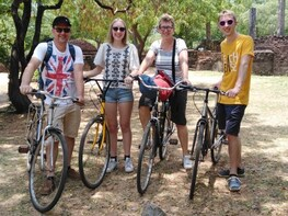Polonnaruwa Ancient City Cycling Tour