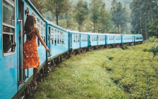 All-Inclusive Adisham Rail Tour From Ella or Bandarawela