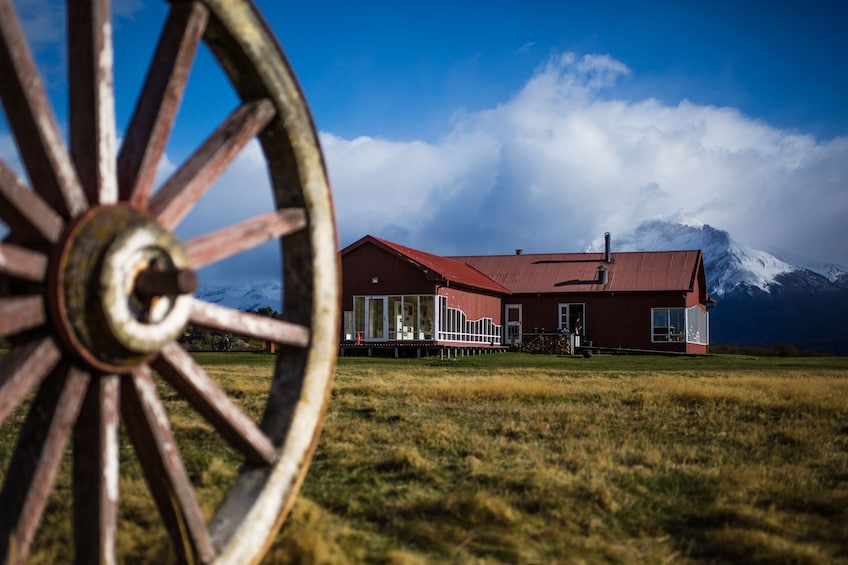 Day views from a Chilean Patagonian Ranch
