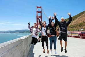 Skip The Bus: San Francisco By Luxury Minivan Tour
