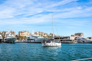 Exclusive 4 Hours Sailing Experience from Port Vell