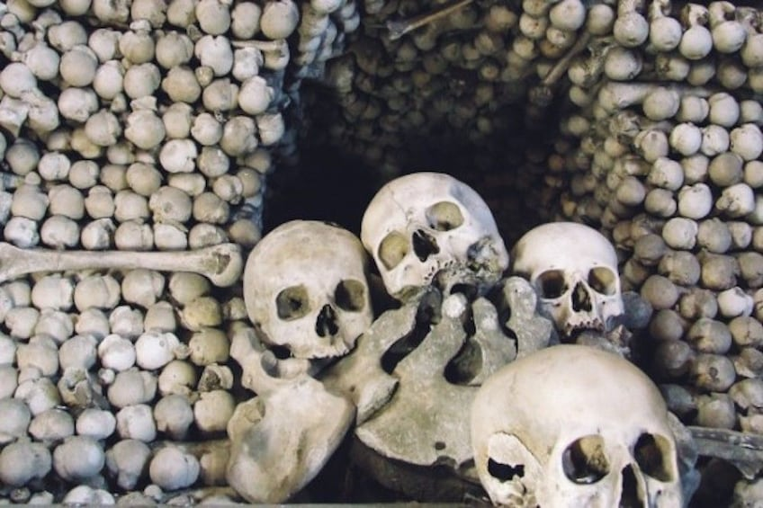 Show item 3 of 10. Kutna Hora and Bone Chapel Tour From Prague
