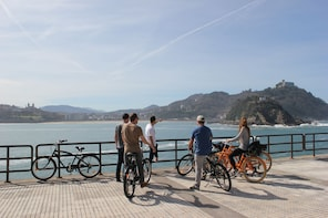 San Sebastian bicycle tour