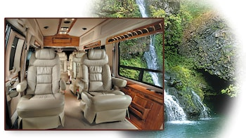 Road to Hana Premium Picnic via Luxury Limo-Van