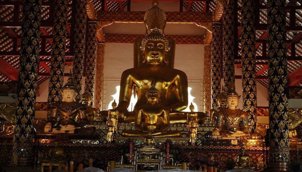 Show item 3 of 10. Chiang Mai City and Temple Tour