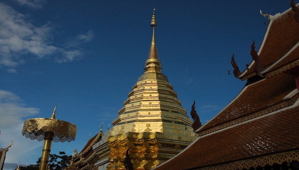 Show item 4 of 10. Chiang Mai City and Temple Tour