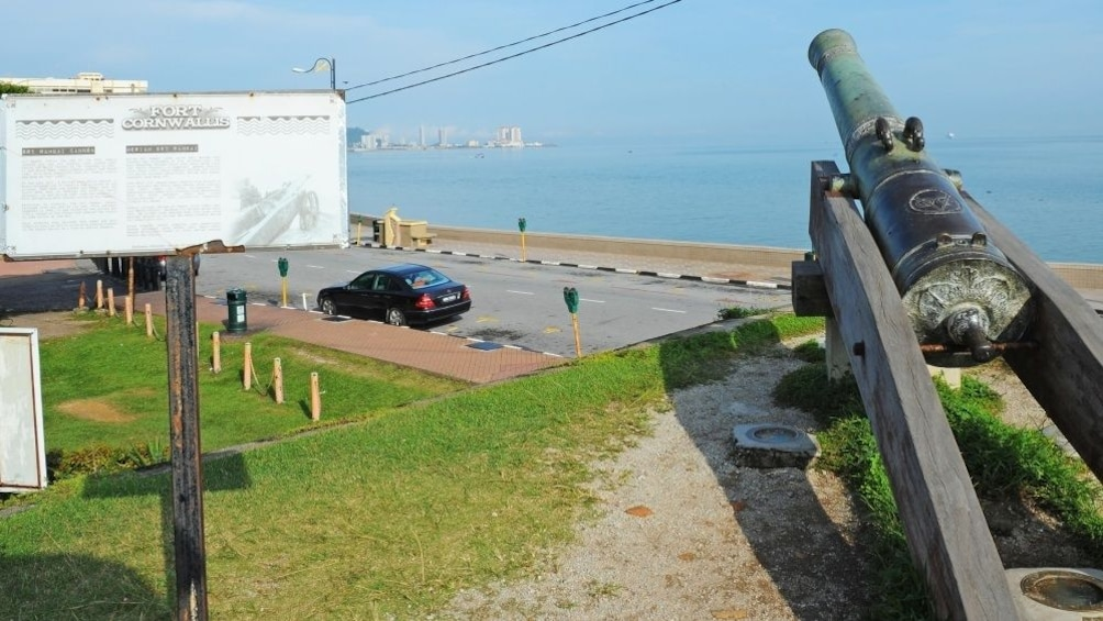 Show item 5 of 5. Fort Cornwallis in George Town, Malaysia