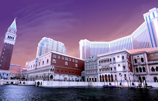 Venetian and Historic Macao Tour with Lunch on Macau Tower