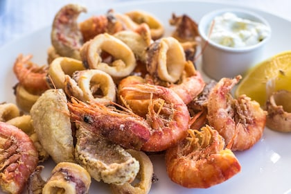 Mixed deep-fried fish, shrimp and squid platter.jpg