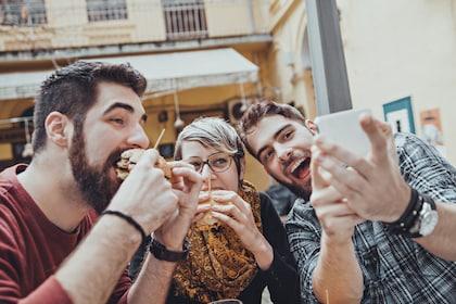 People eating burger.jpg