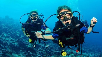 Discovery Scuba Diving for Beginners In Fujairah
