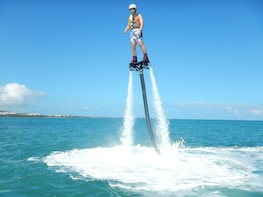 Flyboard Experience in Luquillo Beach
