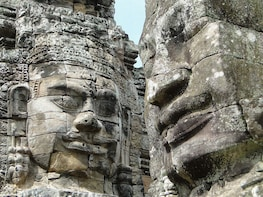 6 Days Private Guided Tour Siem Reap & Phnom Penh
