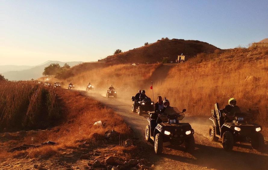 Show item 1 of 5. Polaris ATV Full Day Off-Road Adventure - 2 People