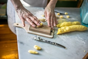 Private cooking class at a local's home in Aosta