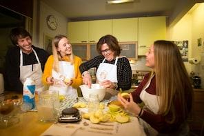 Private Market Tour + Cook + Dine at home at Lake Maggiore