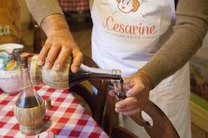 Private cooking class at a local's home in Lake Maggiore