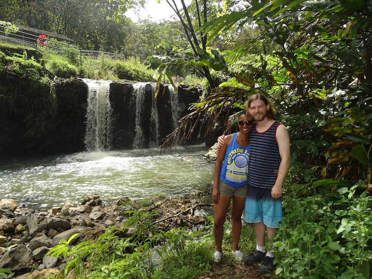 Show item 2 of 10. Small Group Luxury Road to Hana Waterfalls & Lunch