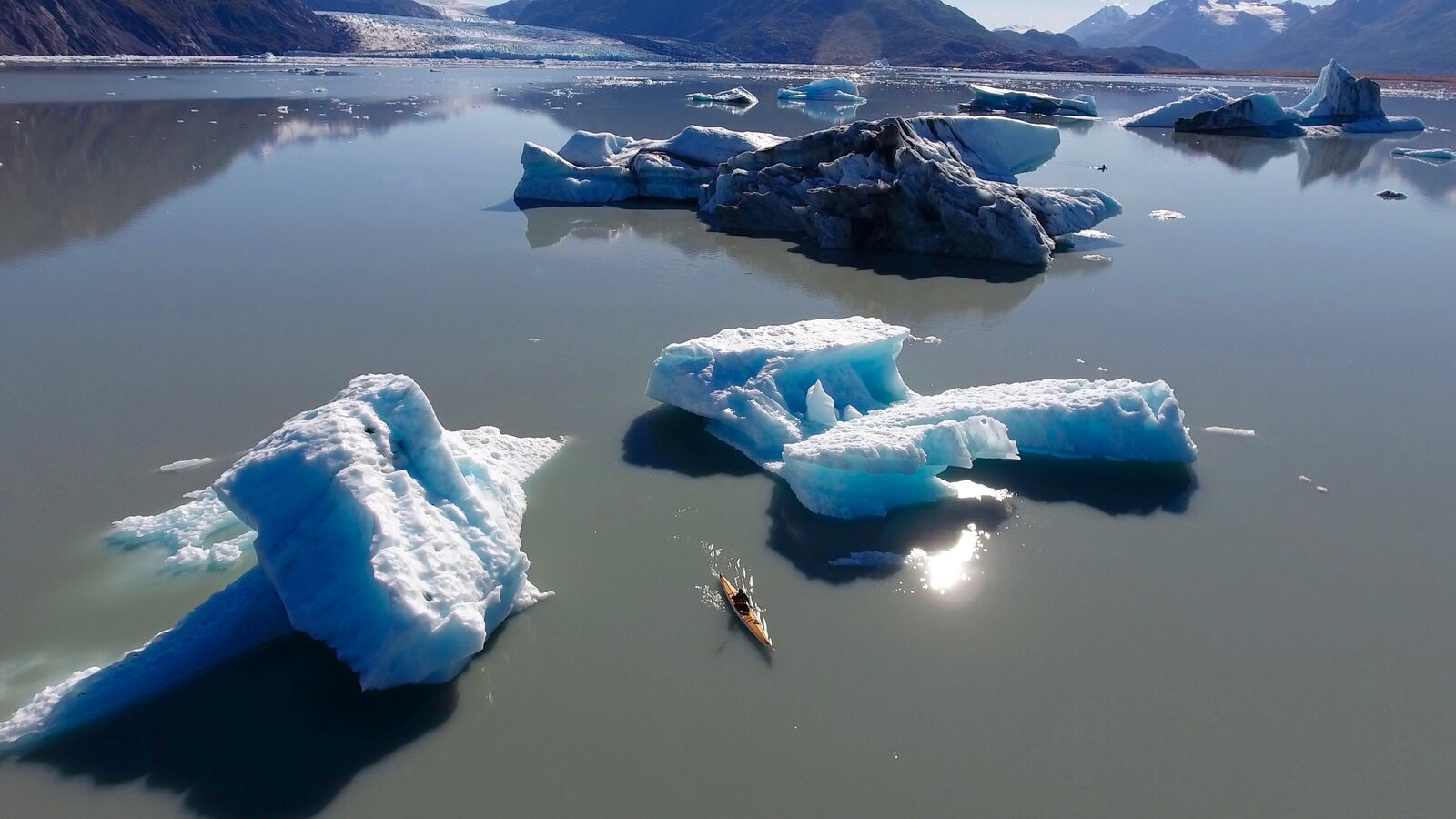 Glacier Iceberg Tour