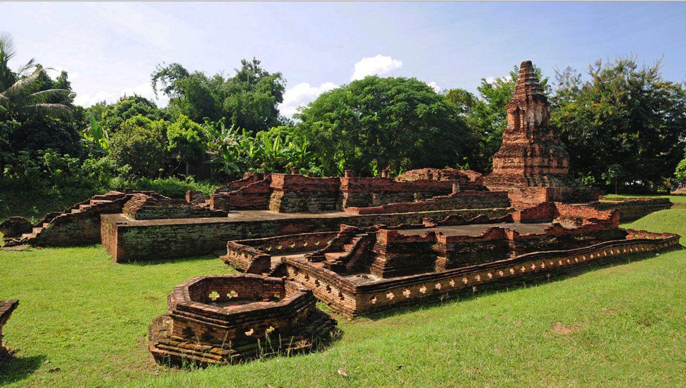 Ancient City of Wiang Kum Kam & Wat Chiang Man
