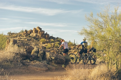 Scottsdale Mountain Bike Tour