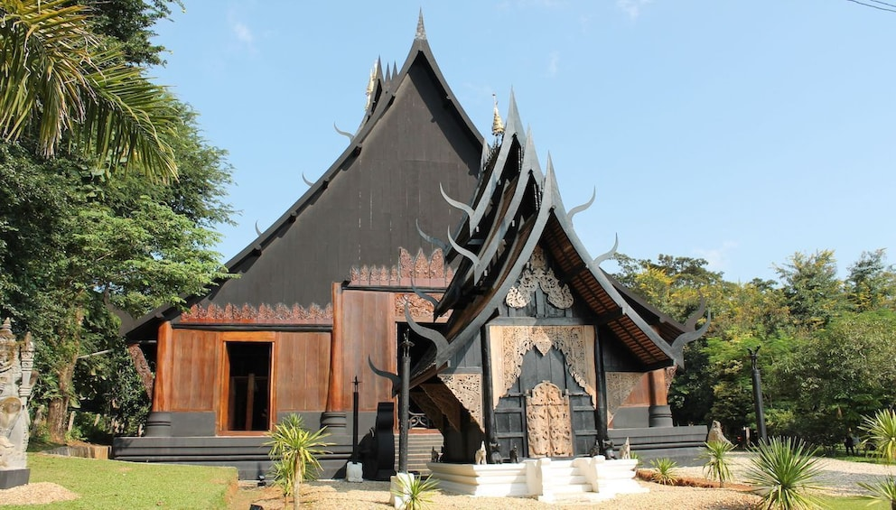 Show item 3 of 10. Chiang Rai & Golden Triangle Border Tour