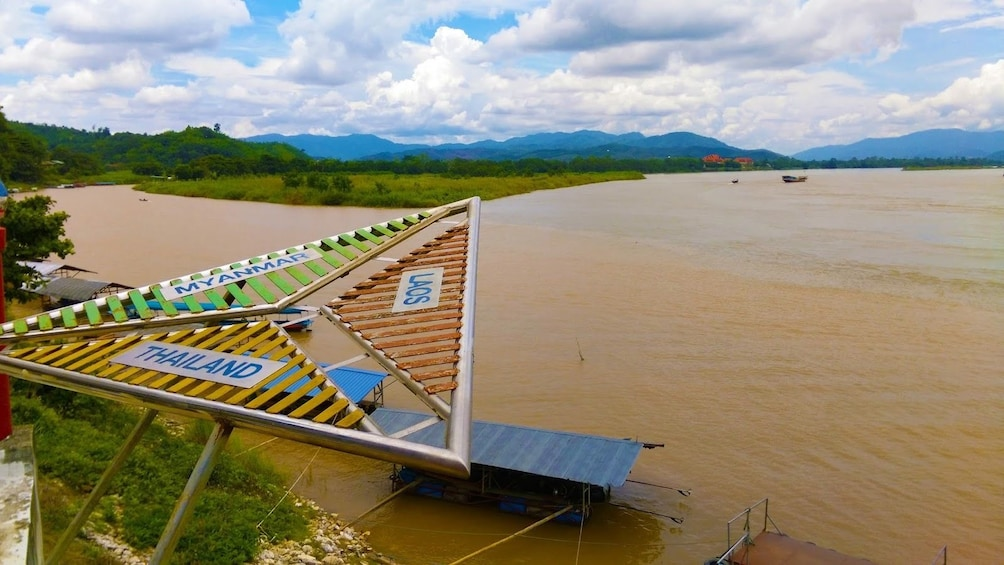 Show item 10 of 10. Chiang Rai & Golden Triangle Border Tour
