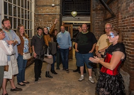 Haunted Houston Walking Tour - All Ages