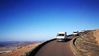 Off-road Vehicle Tour Experience: Lanzarote North Tour