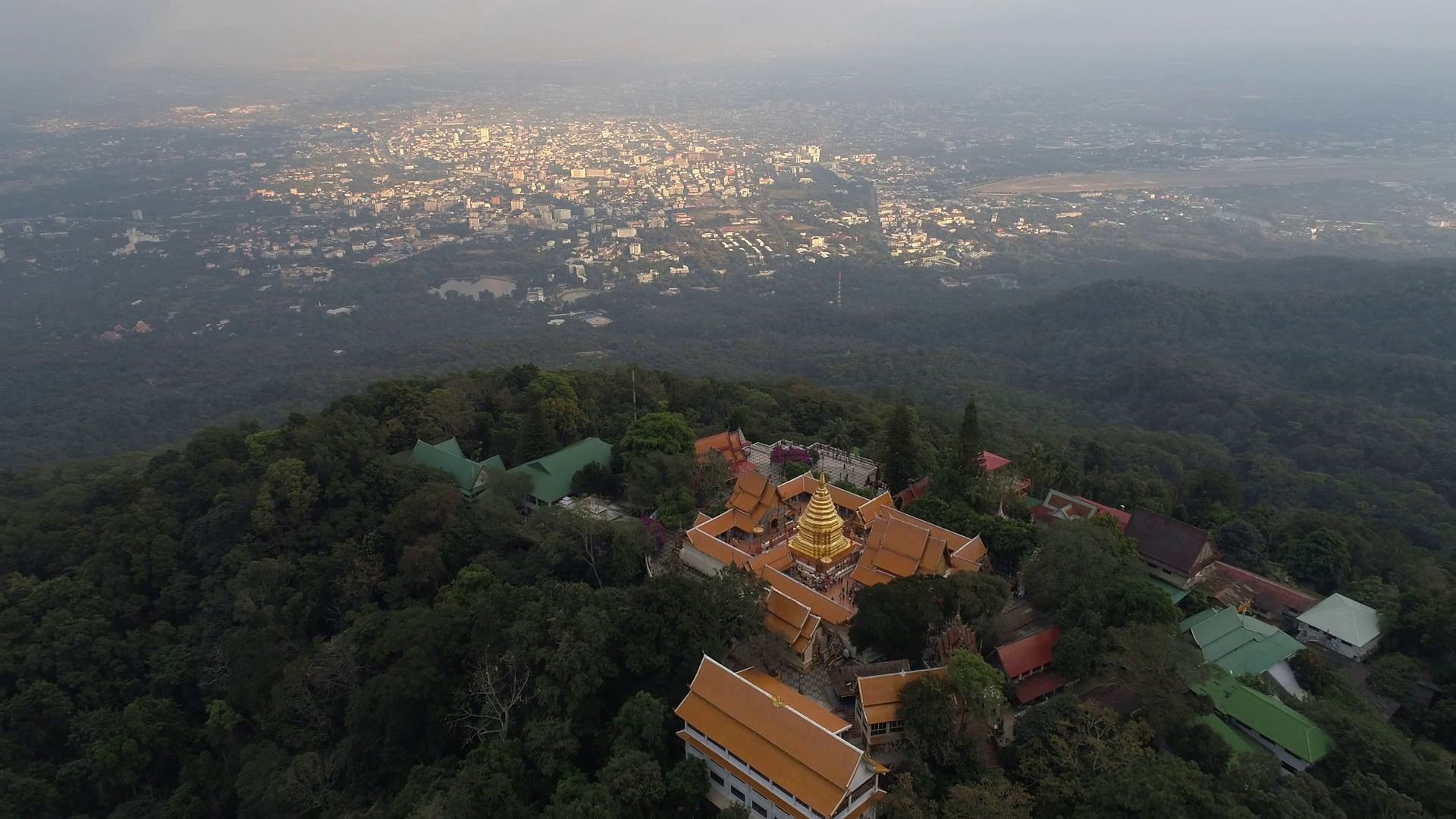 Wat Doi Suthep & Meo (Hmong) Hilltribe