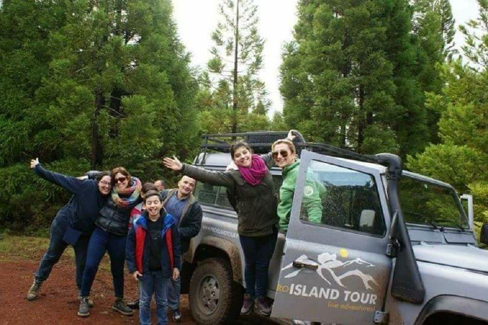 IN & Around Terceira Island 4x4