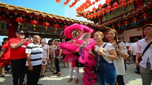 Kuala Lumpur Half-day Cultural Group Tour