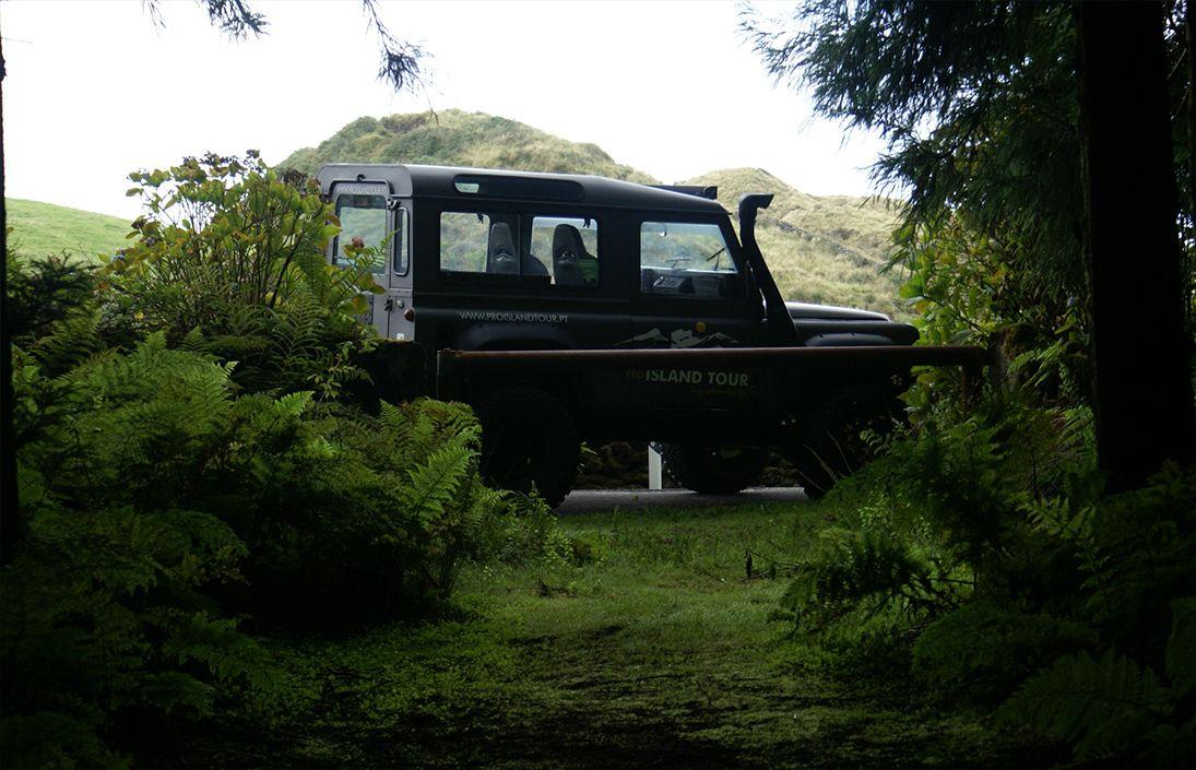Half Day IN & Around Terceira Island 4x4