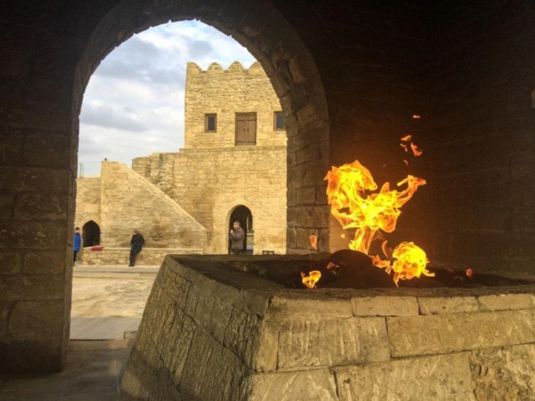 Show item 1 of 10. Ateshgah of Baku in Baku, Azerbaijan