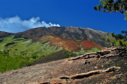 Mountains in Etna