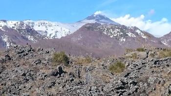 Morning Etna Experience from Catania