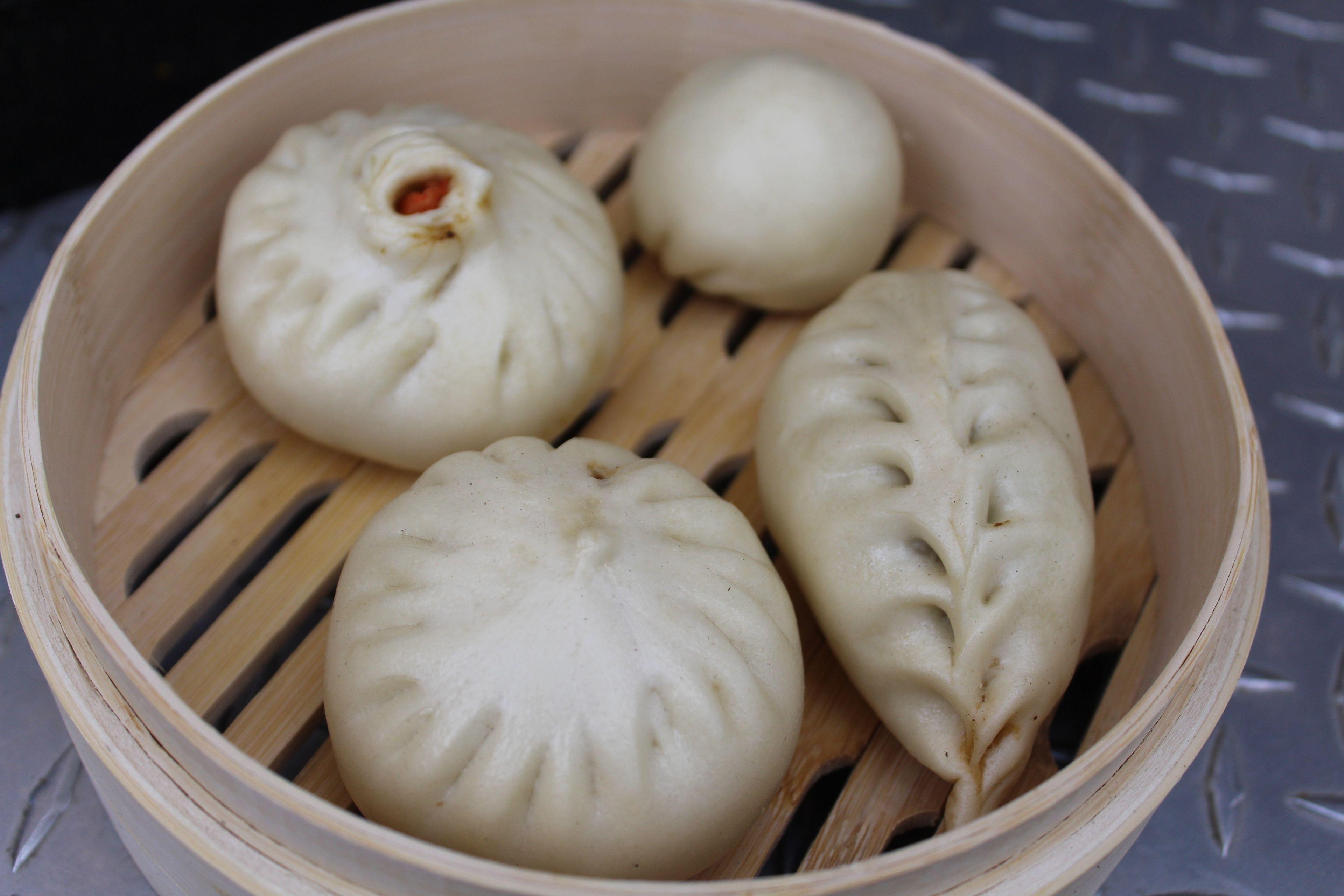 Dumplings in Portland
