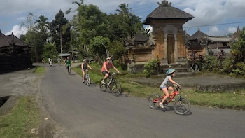 Kintamani Cycling Tour Bali