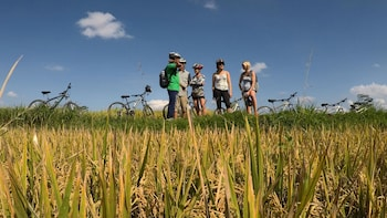 Best Culture Bike Tour in Bali