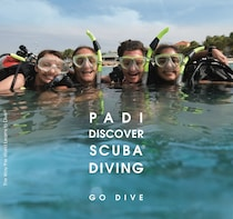 Discover Scuba Diving in Boracay